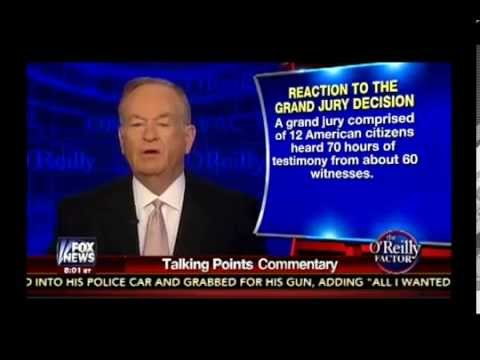 Bill O'Reilly On The Michael Brown Verdict & The Ensuing Riots