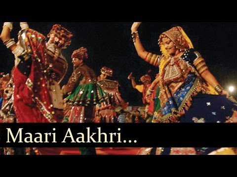 Maari Aakhri - Dandiya - Gujarati Garba Song video