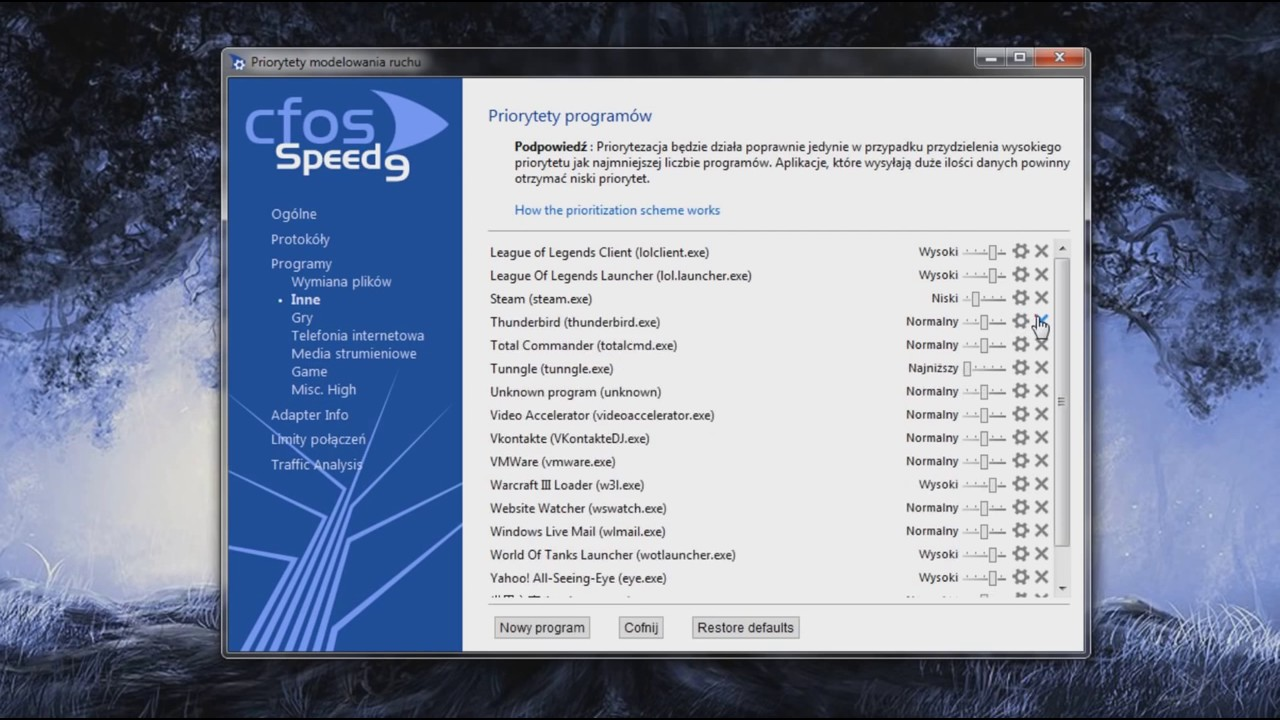 Видео к гайду cFosSpeed 10.22 build 2290 Final + Crack