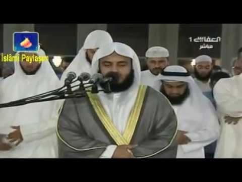Müthiş Bir Kıraat Mishary Al Afasy-yusuf Suresi (7-14) video