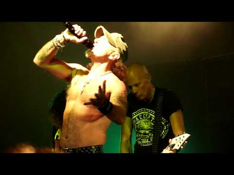 Accept - Pandemic - Straubing (Germany) 2012