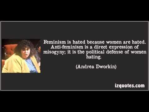Anti Feminism Is Not Anti Woman.