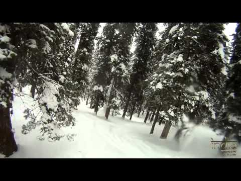 Indian trip 2012 - FreeRide in Himalaya (Gulmarg)