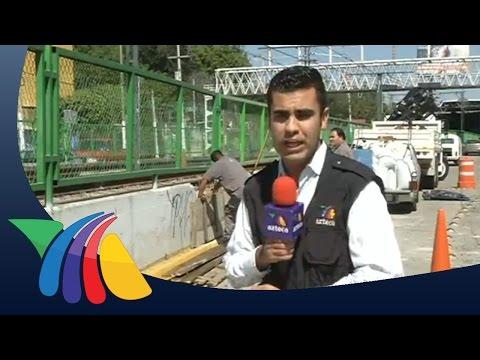 Caos tras choque de tren ligero en Guadalajara | Noticias de Jalisco