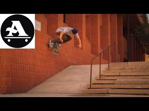 Billy Drowne Throwback Street Footage