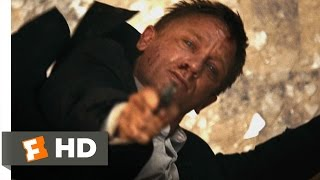 Video clip Quantum of Solace (2/10) Movie CLIP - The Hunt for Revenge (2008) HD