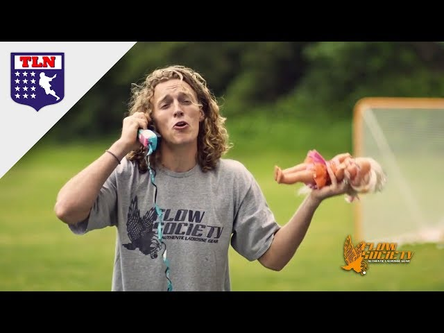 Lacrosse Tutorial Bloopers | Flow Tips with Connor Martin