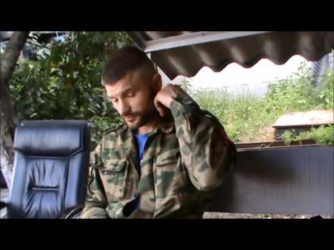Боец ДНР из Луганской области: Мы должны отстаивать свою свободу!!