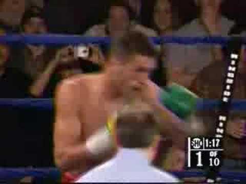 Ricardo Cortes Boxer vs Ricardo Cortes 2/01/08