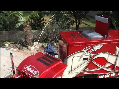 TruckModel Peterbilt 359 RC 1:4 Electric Chair ....