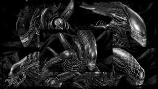 AvP 2010 Multiplayer Skins (ALIENS)
