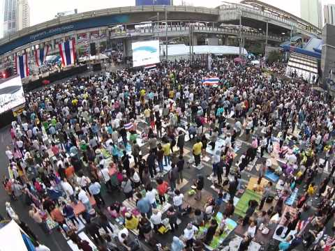 Bangkok Protests 2014 – Asok & Ratchaprasong January 14th – 16th – 12