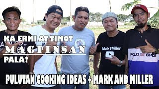 PULUTAN COOKING IDEAS + MARK AND MILLER | SEAFOOD SOUP | ALFONSO