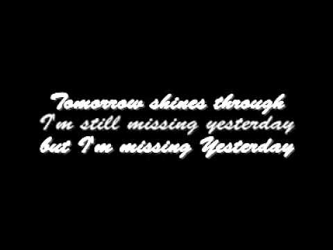 Feeder - Yesterday went too soon lyrics
