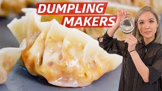 Do You Need a Dumpling Maker for Perfect Dumplings? — The Kitchen Gadget Test Show