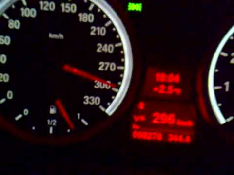 Bmw Speed Bmw m3 E92 Top Speed Run