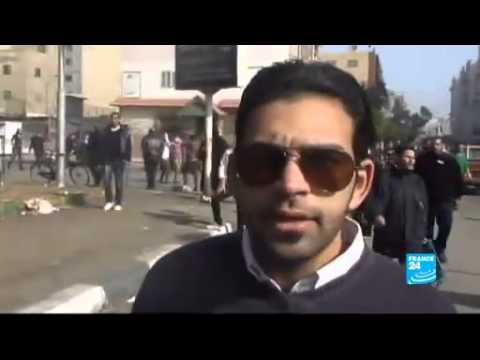 Deadly clashes erupt in Egypt over football verdict