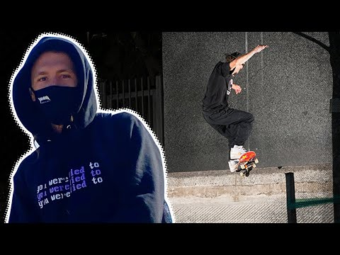 Clips, Crust, & Quads! Jereme Knibbs in Argentina: RAW & UNCUT   Santa Cruz Skateboards