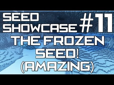 Minecraft Xbox 360 & PS3 - TU16 Seed : Frozen | The Movie Seed (Huge Mountains, Diamonds)