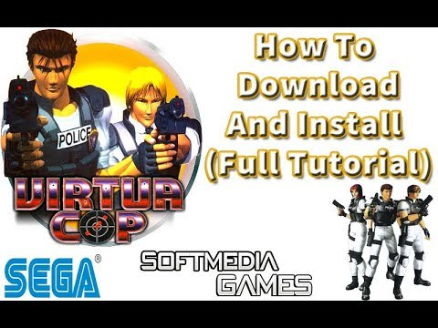 How To Download And Install Virtua Cop 2 Game (Full Tutorial)