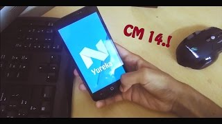CM14 (ANDROID 7.0) on YU Yureka - Hands ON.!
