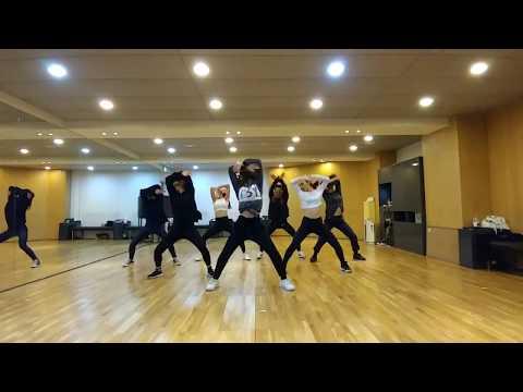 開始Youtube練舞:NEW FACE-PSY | 鏡像影片