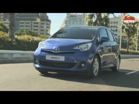 Toyota Verso-S: Viel Innenraum für wenig Geld