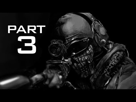 Call of Duty Ghosts Gameplay Walkthrough Part 3 – Campaign Mission 4 – Struck Down (COD Ghosts)