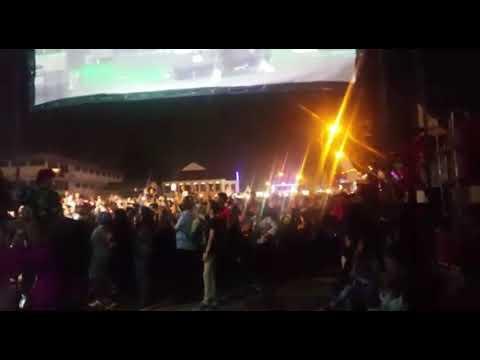 Konser Sheila On 7 PRSU Medan