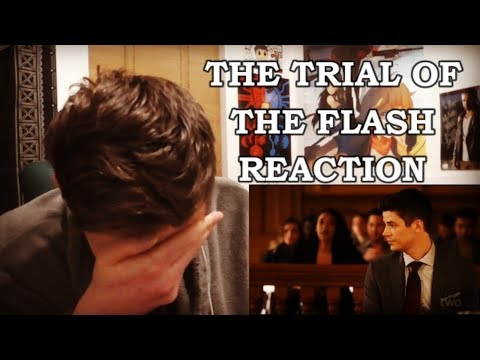 THE FLASH - 4X10 THE TRIAL OF THE FLASH REACTION thumbnail