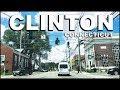 CLINTON Connecticut Downtown Driving Tour