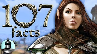 107 Elder Scrolls Online (+Morrowind) Facts YOU Should Know! | The Leaderboard
