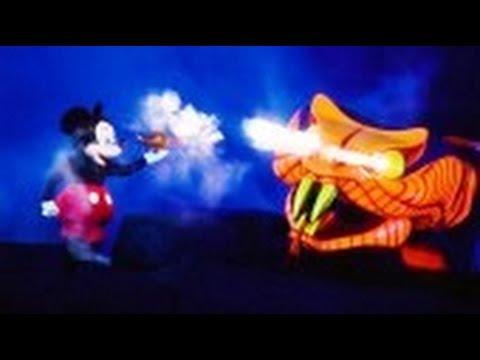 ♥♥ Fantasmic at Walt Disney World's Hollywood Studios! (in HD)