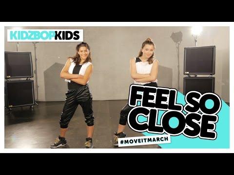 KIDZ BOP Kids - Feel So Close (#MoveItMarch)