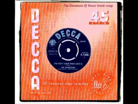 The Dennisons - Be My Girl