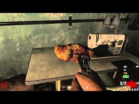 Black Ops 2 Zombies(Зомбиииии) - Die Rise Первый взгляд (DLC REVOLUTION)