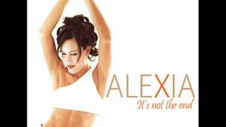 Watch Alexia Its Not The End video