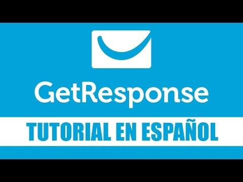 GetResponse - Tutorial Email Marketing Software - 01 - Como Crear Una Cuenta