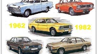 1962-1982 Ford Cortina