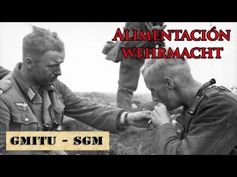 ¿Que Comían los Soldados Alemanes en la Segunda Guerra Mundial?