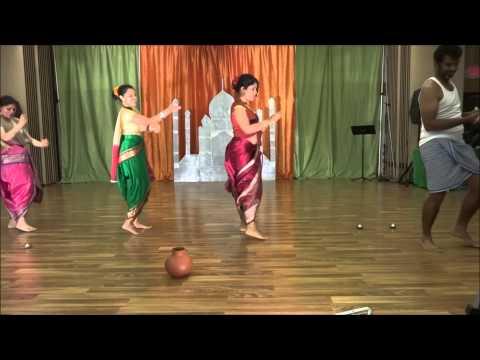 Taste Of India - Goan Folk Dance video