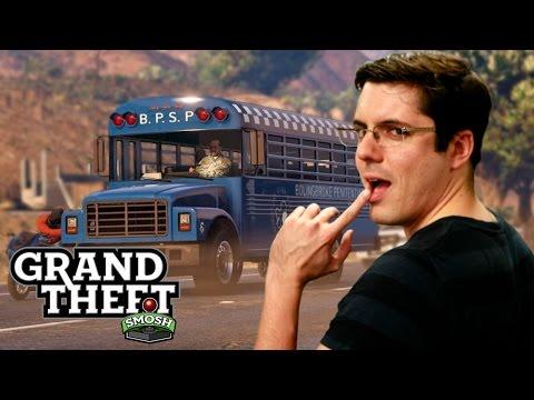 Prison Break Heist! (grand Theft Smosh) video