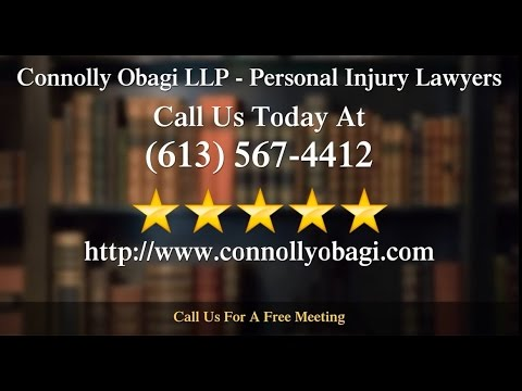 Best Work Injury Lawyer In Ottawa – Joseph Obagi, Ottawa Personal Injury Lawyer