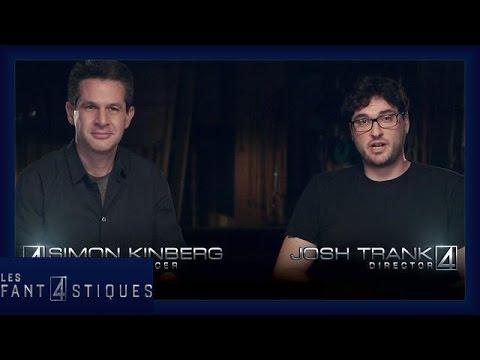 Les 4 Fantastiques - Josh Trank & Simon Kinberg commentent le trailer VOST HD