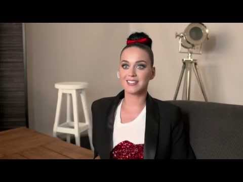 H&M Katy Perry Behind the scenes interview