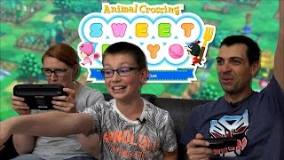 LA FETE DES BONBONS ! Animal Crossing: Sweet Day | Family Geek