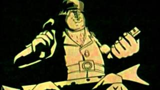 Animated Soviet Propaganda Fascist Barbarians S02e07 The Pioneer 39 S Violin 1971 En Sub