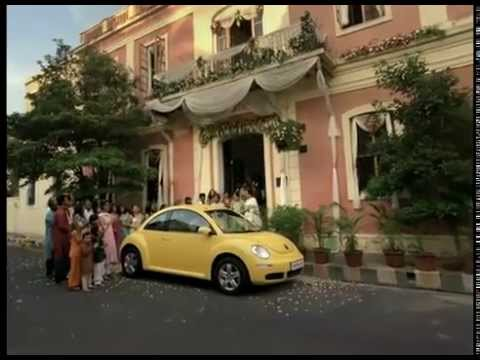 "Volkswagen New Beetle - ""The Wedding"" - TVC"