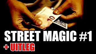 STREET MAGIC KAARTTRUC #1 + UITLEG!!!