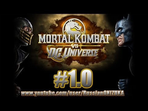Mortal Kombat Vs Dc Universe #1.0 - Liu Kang video